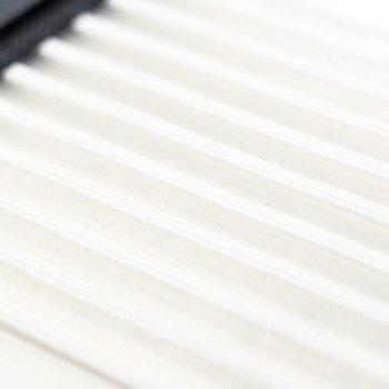 [KiiPiT] Weiß liniert - Größe M