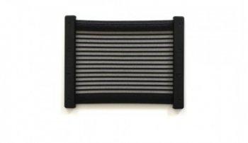 [KiiPER] Komplettset - schwarz liniert - Modell M - Stauraum ca. 27 cm