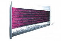 [KiiPER MiNi] Komplettset - 130 mm hohes Netz - für 40 cm Einbaubreite