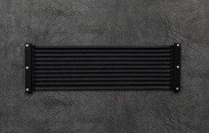 [KiiPiT] Grau liniert - Größe L