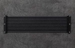 [KiiPiT] Grau liniert - Größe XL