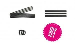 [KiiPER MiNi] Do-It-Yourself Set SMALL - 40 mm hohes Netz