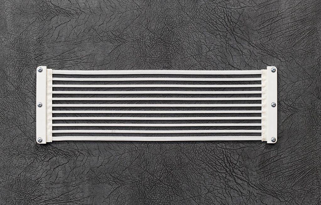 [KiiPiT] Weiß liniert - Größe L
