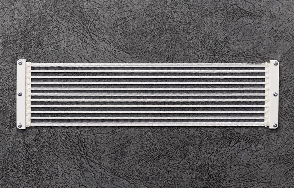 [KiiPiT] Weiß liniert - Größe XL