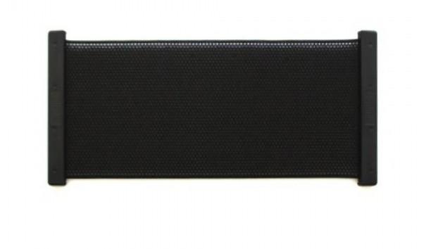 [KiiPER] Komplettset - schwarz kariert - Modell XL - Stauraum ca. 45 cm