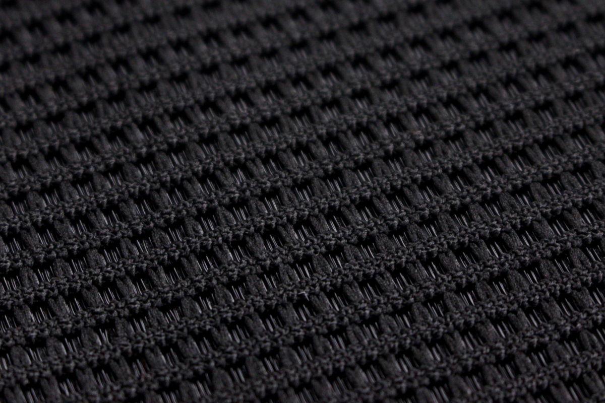 [KiiPER SLIDE] Netz 230 mm, schwarz kariert - 300 mm