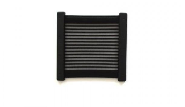[KiiPER] Komplettset - schwarz liniert - Modell S - Stauraum ca. 20 cm